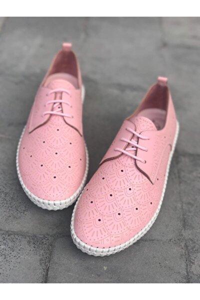 Kadın Pembe Casual Ayakkabı