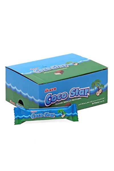 Cocostar Bar 25 Gr. ( 24 Adet )