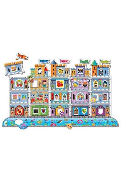 Castle Puzzle 60 Parçalı Kale Yapboz