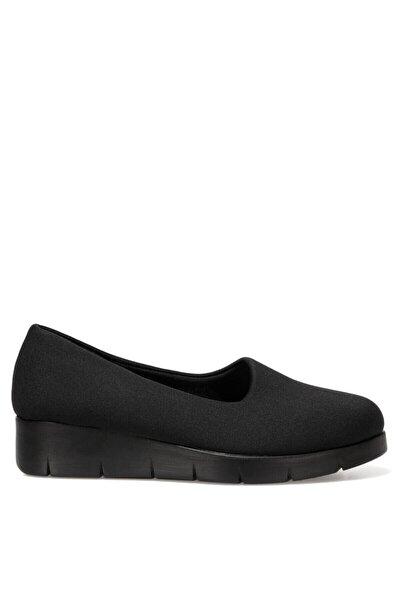 FALAW Siyah Kadın Comfort Ayakkabı 101030905