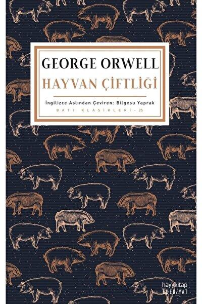 Hayvan Çiftliği - George Orwell 9786257685214