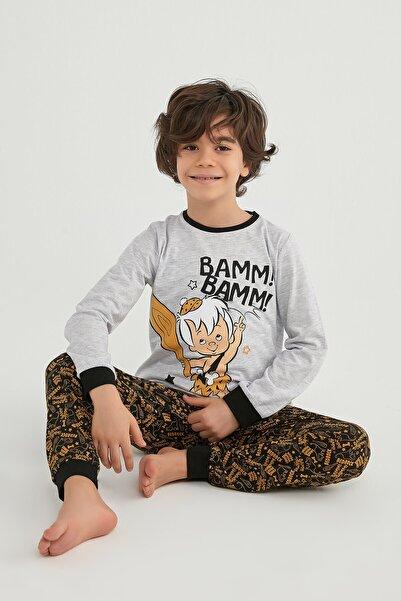 Erkek Çocuk  Pijama Takımı 2 li