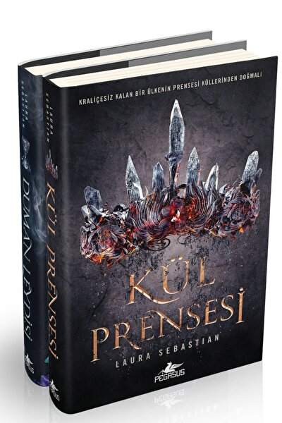 Kül Prensesi Serisi Set 2 Kitap