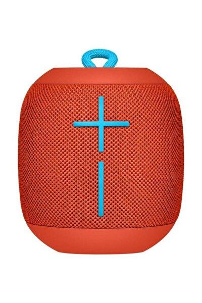 Wonderboom Bluetooth Hoparlör Kırmızı