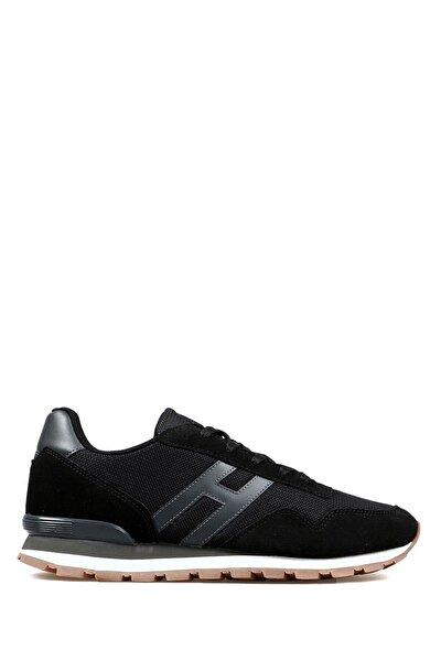 Belarus Hakiki Deri Siyah-füme Erkek Ayakkabı 101 20028-m