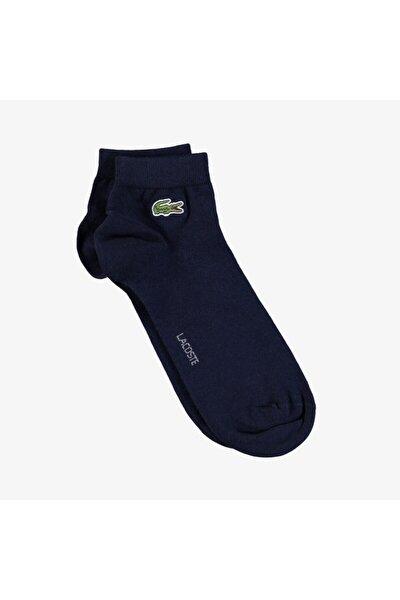 Unisex Lacivert Çorap