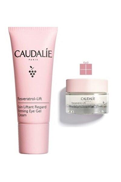 Resveratrol Lift Firming Eye Gel Cream (göz Çevresi) 15 ml + Cashmere Cream 15 ml