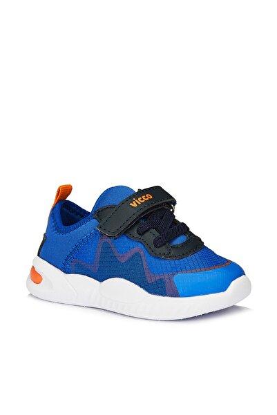Robi Erkek Ilk Adım Saks Mavi Spor Ayakkabı