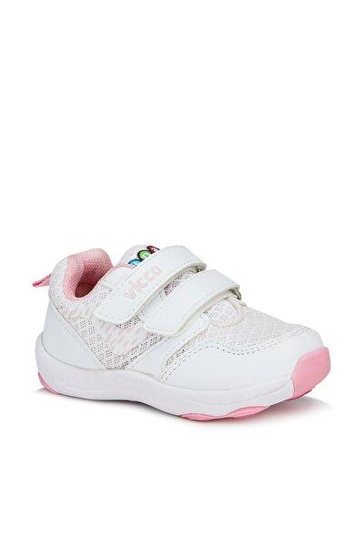 Dna Kız Çocuk Beyaz Spor Ayakkabı