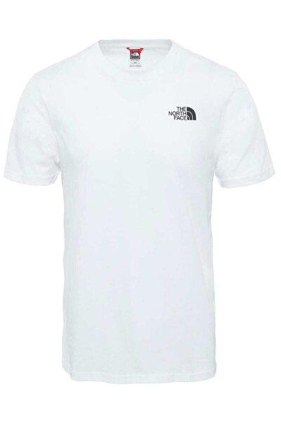 M S/S SIMPLE DOME Beyaz Erkek T-Shirt 100576721