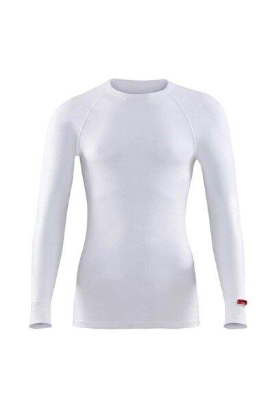 9259 Thermal Active O-neck Uzun Kol 2. Seviye Unisex Içlik - Beyaz - 2xl