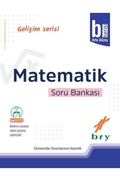 Birey Gelişim Serisi Matematik B Orta Düzey Video Çözümlü Soru Bankası