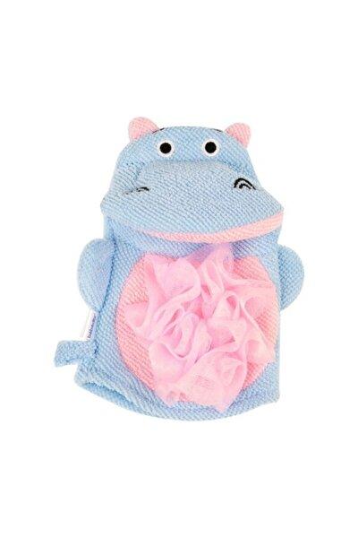 Lifli Banyo Kuklası Mavi