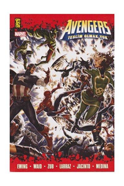 Avengers Teslim Olmak Yok
