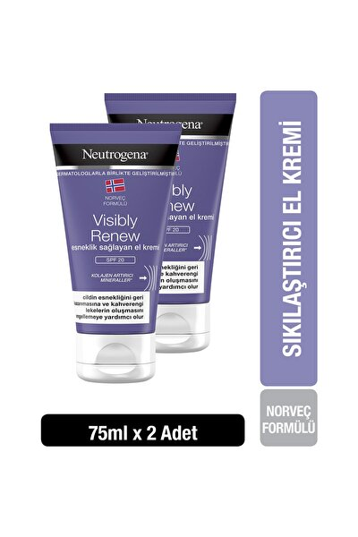 Visibly Renew El Kremi 75 ml x2