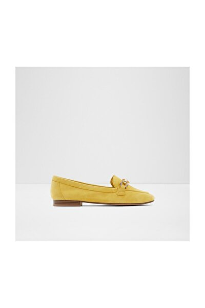 Gwaulıth - Sarı Kadın Loafer