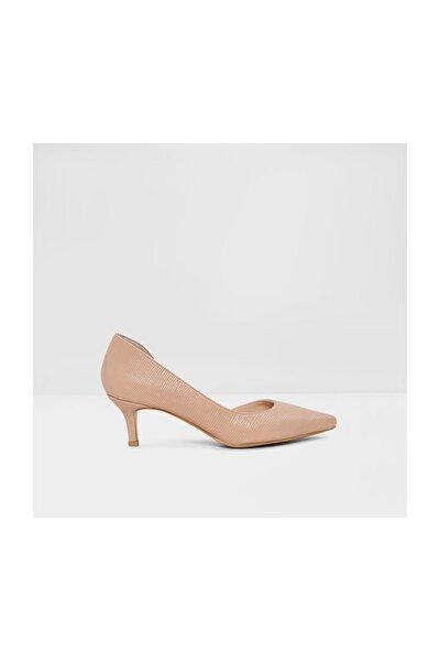 Nyderındra-tr - Bej Kadın Topuklu Ayakkabı