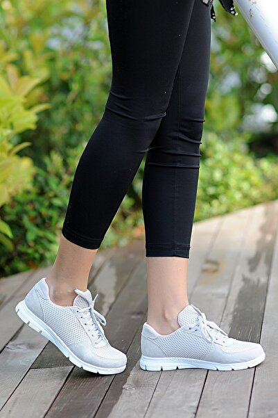 Kadın Gri Ayakkabı