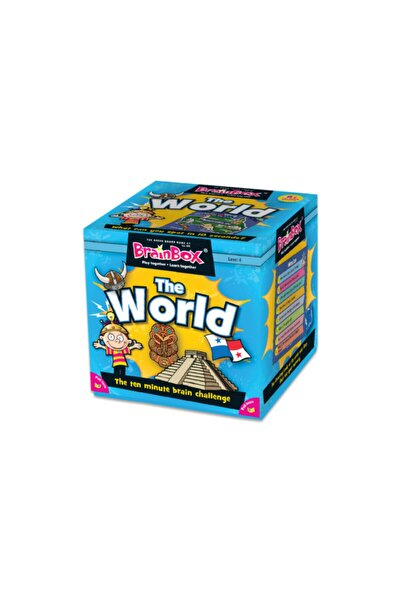 Brainbox The World (dünya) - Ingilizce