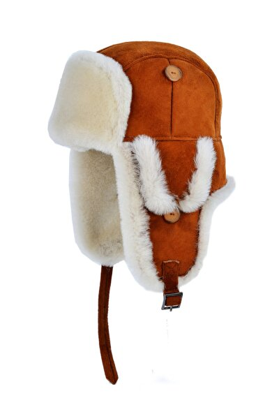 Kışlık Kadın Pilot Şapkası