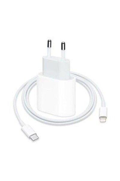 Apple Iphone 11 / 11 Pro / 11 Pro 12 12 pro  Max uyumlu 18w Şarj Cihazı Seti Adaptör Kablo