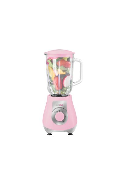 Smoothie Shaker Pembe Blender