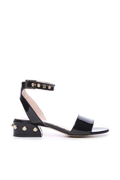 Siyah Kadın Ayakkabı 652 1830-2 BN AYK