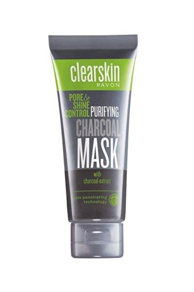 Clearskin Kömür İçeren Maske 75 ml
