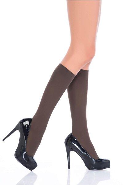 Mikro 40 Kestane Pantolon Çorabı