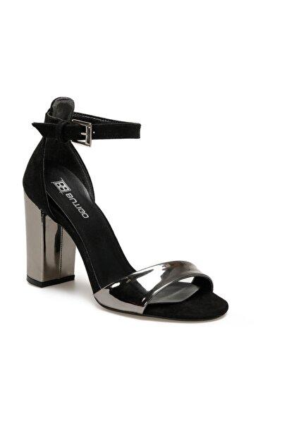 19S-825 Siyah Kadın Sandalet 100381770