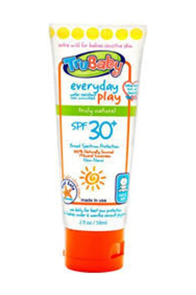 Trubaby Everyday Play Spf 30 Mineral Sunscreen 58 ml