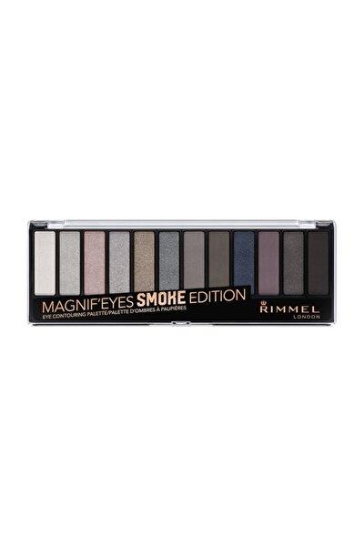 Far Paleti - Magnif'Eyes Eyeshadow Palette 12'li Smoke Edition 3614224525132