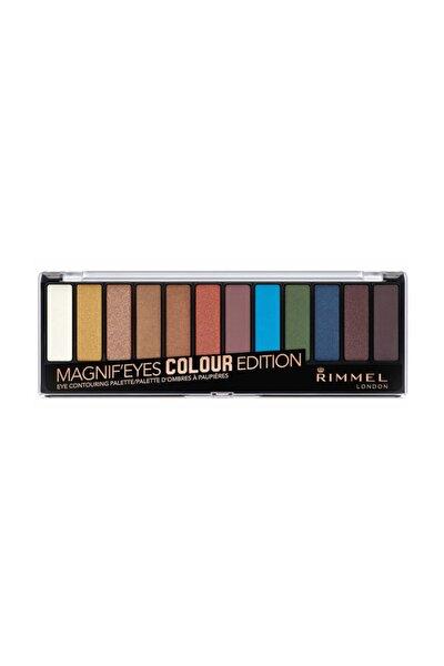 Far Paleti - Magnif'Eyes Eyeshadow Palette 12'li Colour Edition 3614224525149
