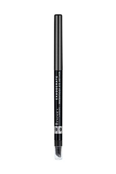 Eyeliner - Exaggerate Auto Eyeliner Siyah Noir 5012874128686