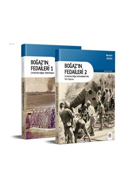 Boğaz'ın Fedaileri 2 Kitap Bayram Akgün
