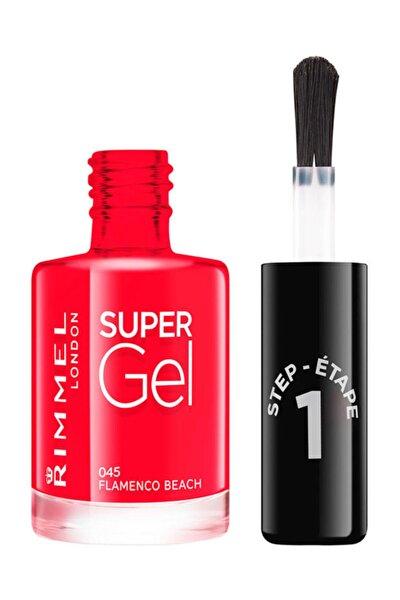 Oje - Super Gel 045 Flamenco Beach 12 ml 30121645