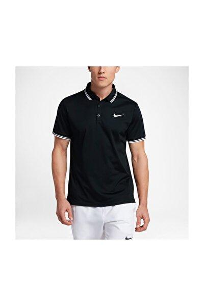 Erkek Polo Yaka T-shirt -  M NKCT Dry Polo Solid PQ 830847-010 Erkek Tişört - 830847-010
