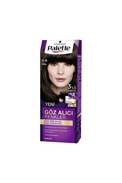 Göz Alıcı Renkler 3 0 Koyu Kahve Saç Boyası