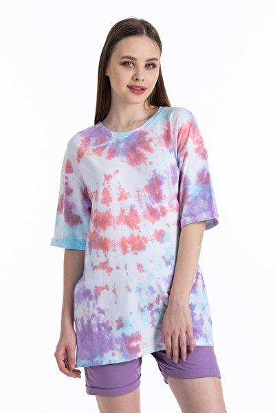 Kadın  Oversize Boyfriend T-shirt