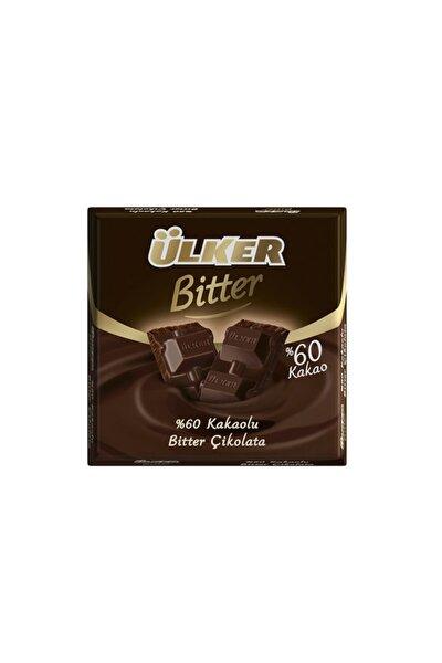 60% Bitter Kare Çikolata 70 gr