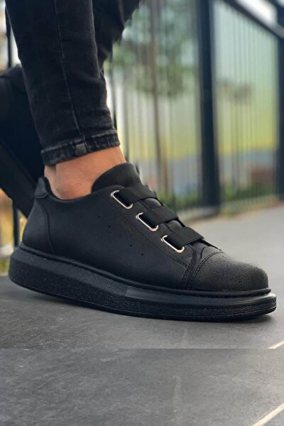 St Erkek Ayakkabı Siyah Ch253