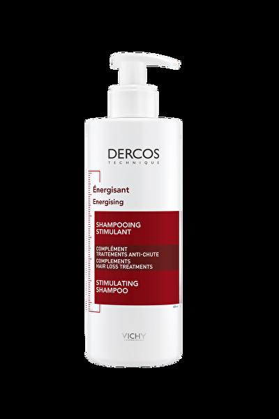 Dercos Energisant Saç Dökülmesine Karşı Tamamlayıcı Şampuan 390 ml 8690595028057