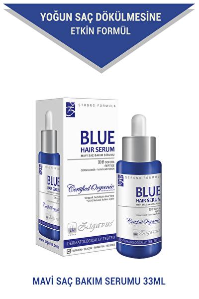 Blue Saç Bakım Serumu 33 ml - Mavi Su 8699349130831