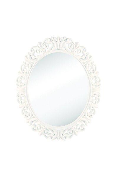 Dekoratif Oval Ayna