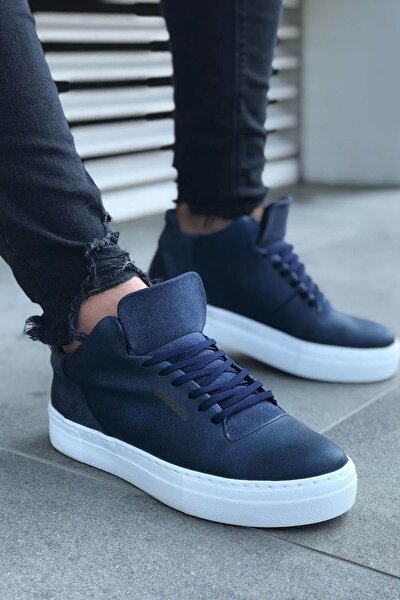 Bt Erkek Ayakkabı Lacivert Ch004