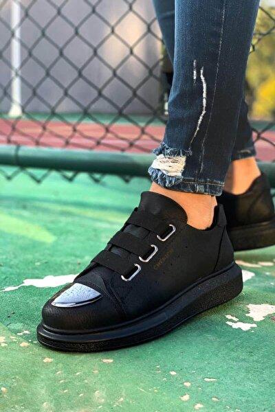 St Erkek Ayakkabı Siyah Ch251