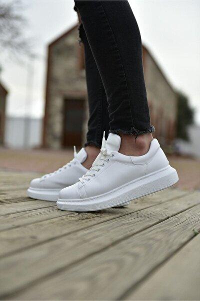 Bt Erkek Ayakkabı Beyaz Ch257
