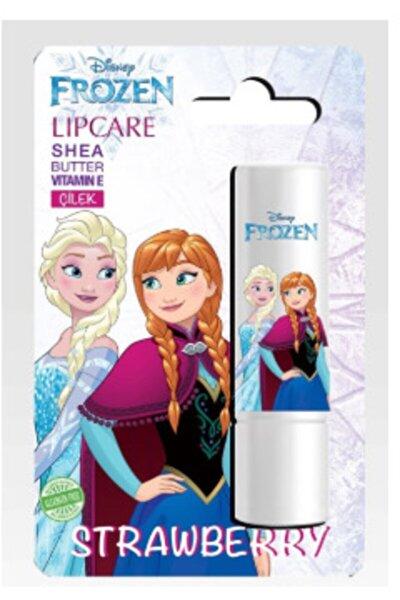 Frozen Elsa Dudak Koruyucu Lip Stick Çilek Aromalı