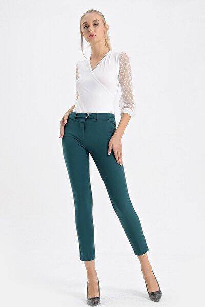 Kadın K.Yeşil Pantolon 3939