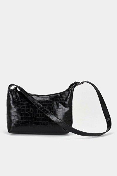 Siyah Çanta&aksesuar Mini (çapraz) Çanta